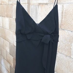 Bisou Bisou black formal dress